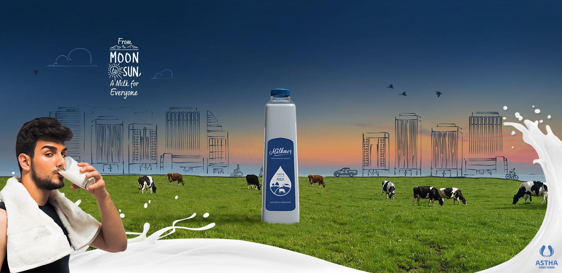 gir cow milk, low fat milk