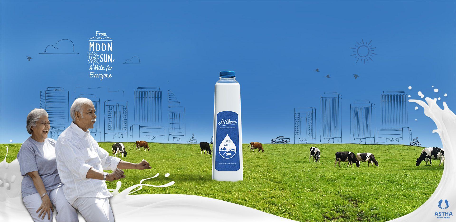 milkmor cow milk, milk, a2 cow milk